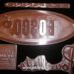 КЛИШЕ ДЛЯ ТИСНЕНИЯ ФОЛЬГОЙ(магниевые клише и латунные клише изготовленные методом механической гравировкой(фрезеровкой)