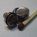 пломбиратор, лазерная гравировка, сталь