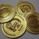гравировка на медалях, лазерная гравировка
