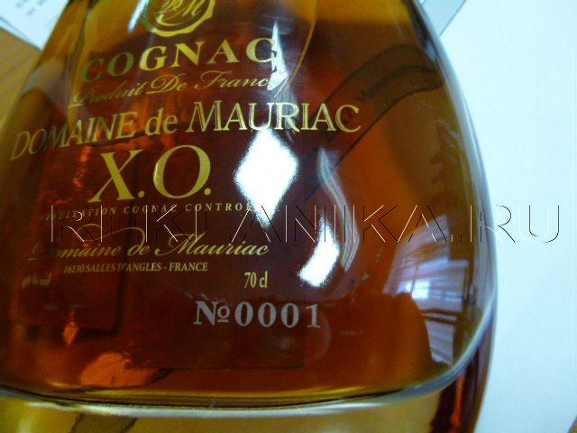 Маркировка на бутылке