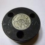 Штампы для сувенирных монет. Сталь