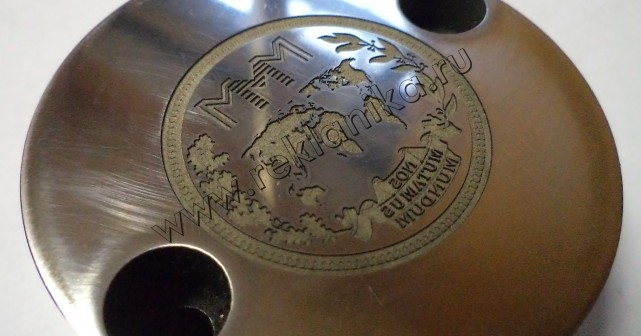 Штампы для изготовления сувенирных монет