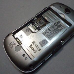 Лазерная гравировка на телефоне