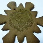 Гравировка на печенье. Примеры работ