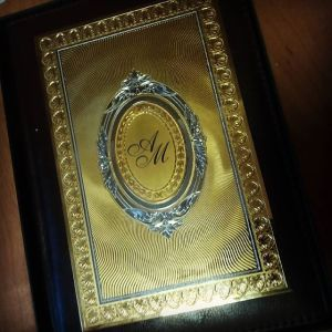 Подарочный диплом (плакетка)