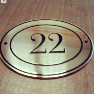 номер на квартиру